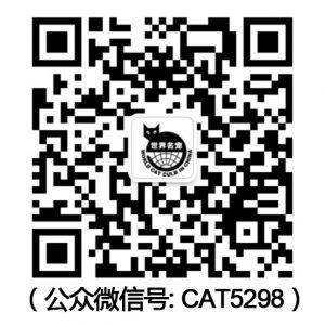 公众微信号cat5298